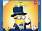Minionaire Minion Costume