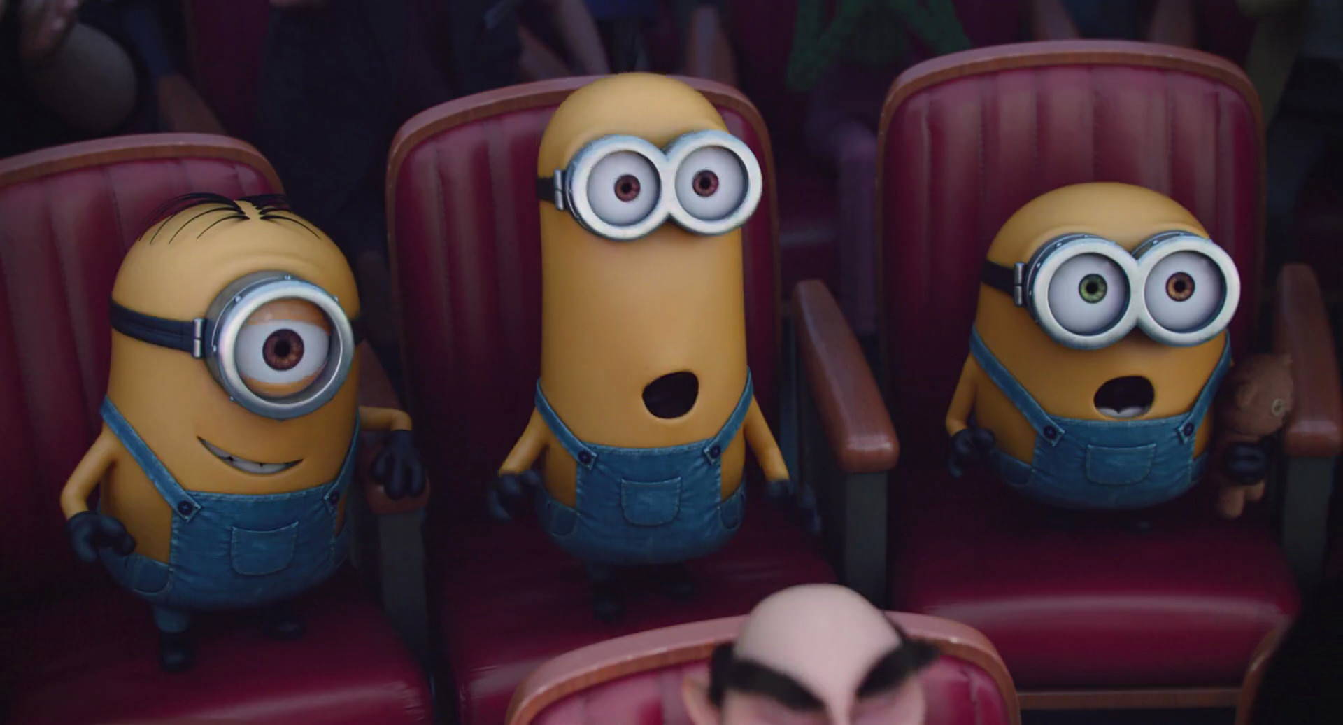 Minion Kissing Camera : Image minions disneyscreencaps g despicable me wiki
