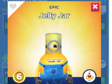 Jelly Jar Minion Costume
