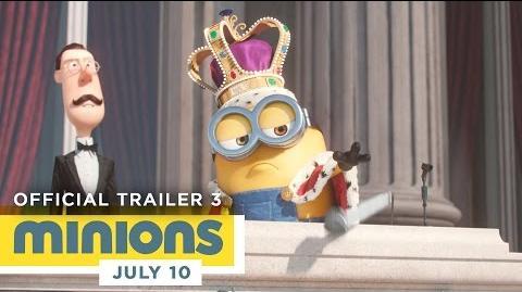 Minions Trailer 3 (HD)