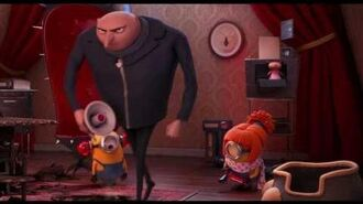 Minions - Fire alarm scene (Despicable Me 2) (HD)