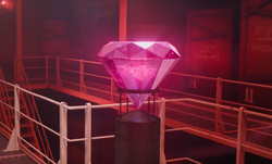 DM3 - Pink diamond