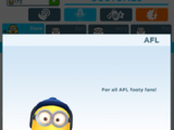 AFL Minion Costume