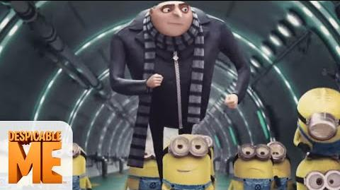 "Despicable Me - TV Spot ""Despicable Stamp"" - Illumination"