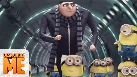 "Despicable Me - TV Spot ""Incredible Stamp"" - Illumination"