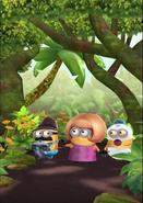 Minion safari intro clip