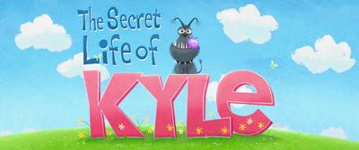 The secret life of kyle title card