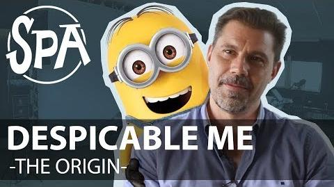 The SPA Studios Despicable Me The Origin