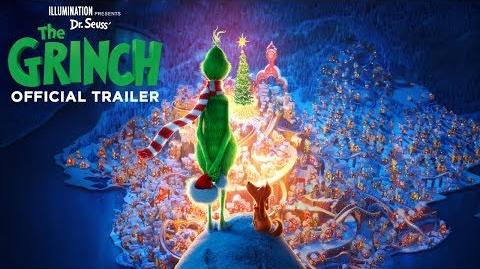 The Grinch - Official Trailer -3 -HD-