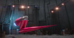 Scarlet's Airship