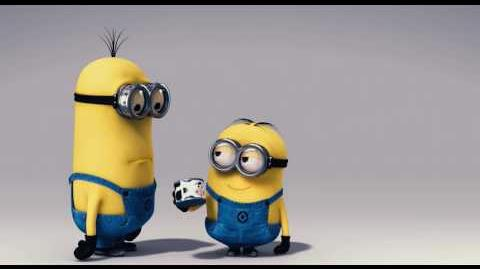 Despicable Me Teaser