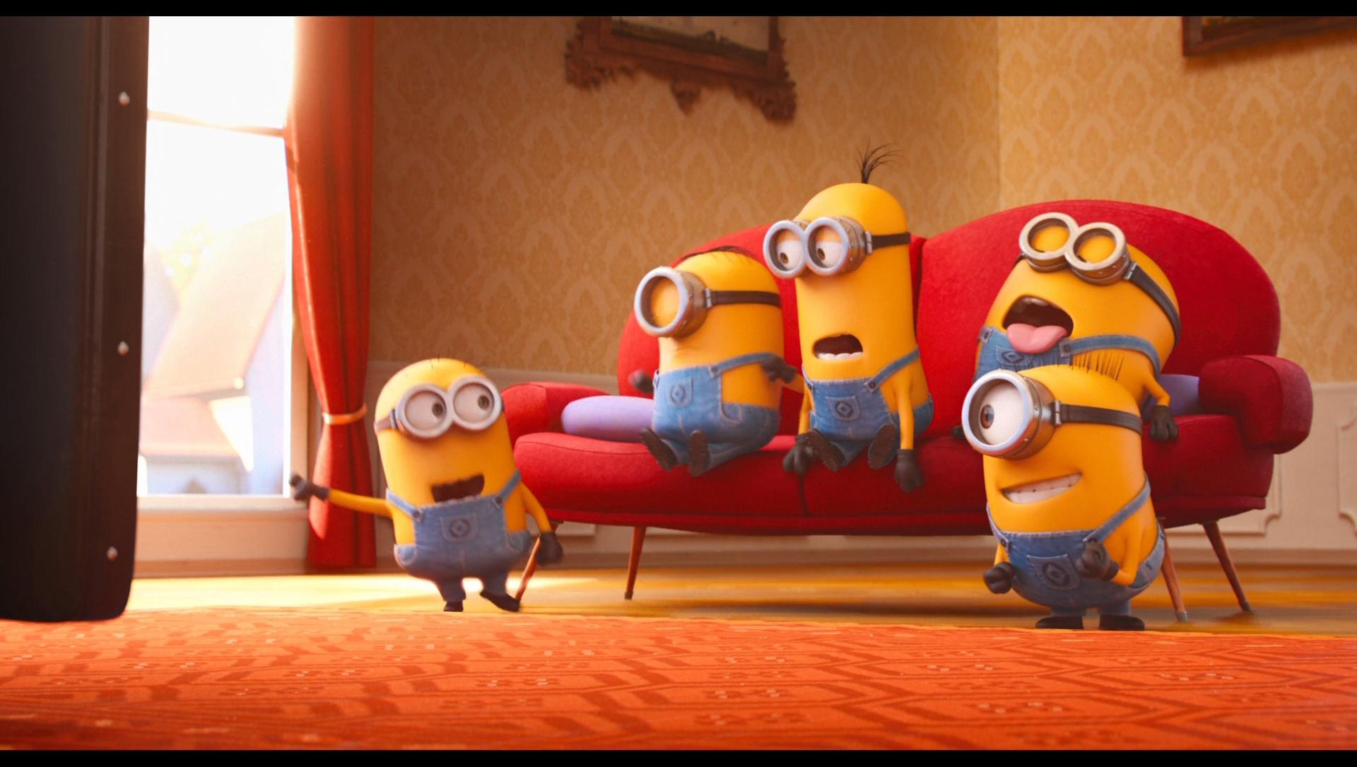 Mower Minions (2016) BDRip 1080p