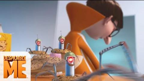 """Despicable Me - Clip """"The girls ask Vector about his pajamas"""" - Illumination"""