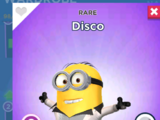 Disco Minion Costume