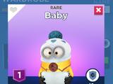 Baby Minion Costume