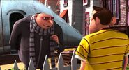Fred and Gru