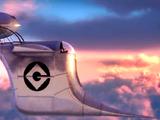 Gru's Airship