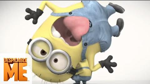 Despicable Me - Teaser Trailer 3 Minions Steal YouTube - Illumination