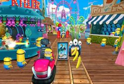 Minion Rush Super Silly Fun Land