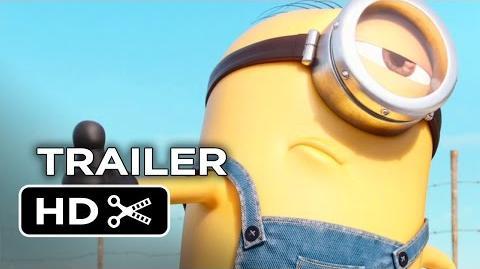Minions Official Trailer 2 (2015) - Despicable Me Prequel HD