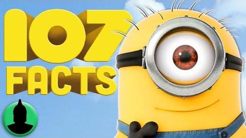 107 Minions Facts YOU Should Know!