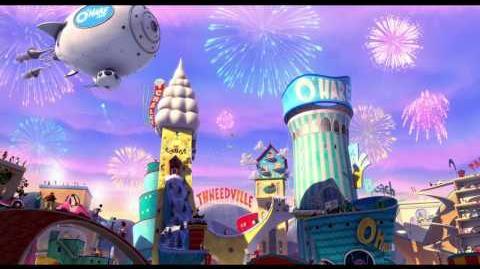 """Dr. Seuss' The Lorax - TV Spot """"Audrey's Dream"""""""