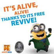 Frankenstein Minion FB Promo