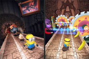 Despicable Me 2 El Macho's Lair