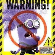 No to purple minions