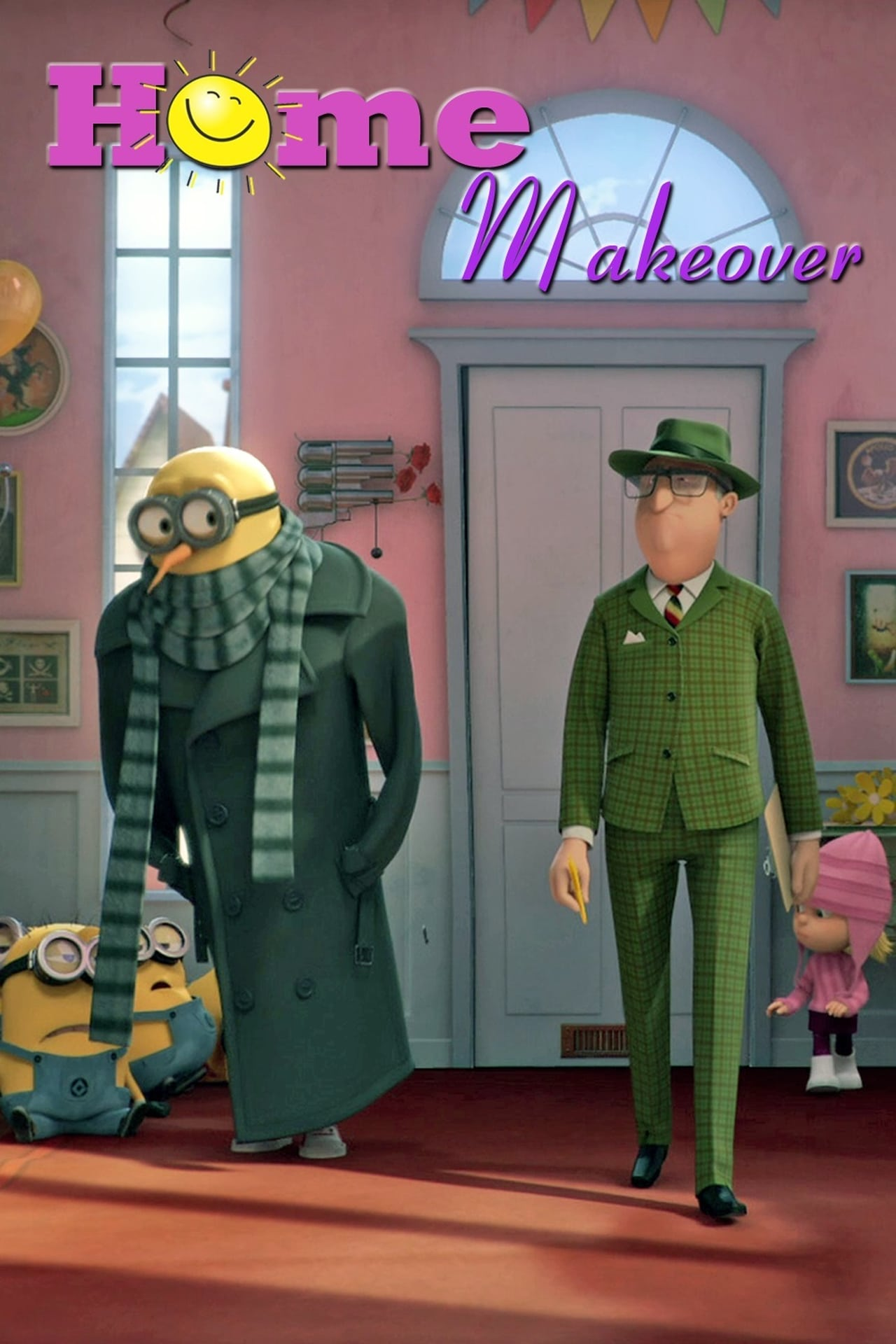 Home makeover despicable me mini movies download