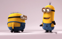 Carl in Despicable Me