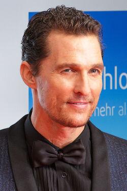 Matthew McConaughey - Goldene Kamera 2014 - Berlin