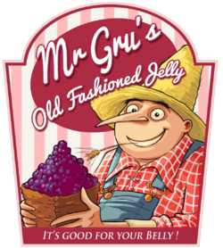 Mr Grus Jelly Label9