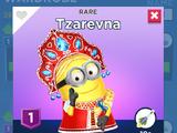 Tzarevna Minion Costume