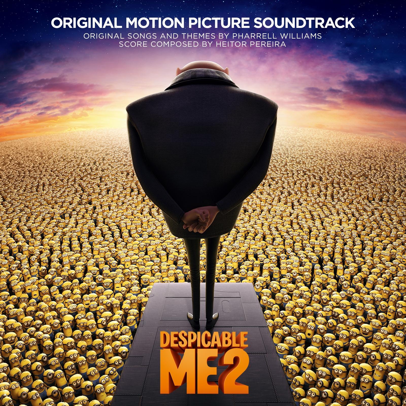 DM2 soundtrack