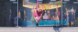 Gru happy birthday to Dan