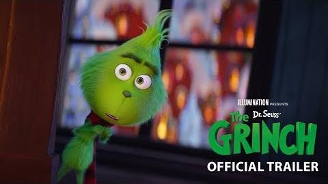 The Grinch - Official Trailer -2 -HD-