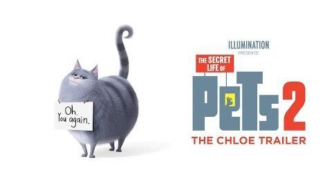 The Secret Life Of Pets 2 - The Chloe Trailer HD