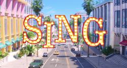 Sing movie title