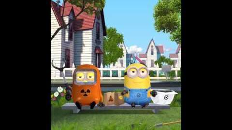 Mower Minions Intro