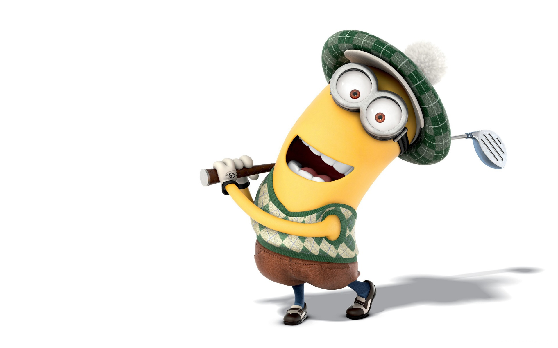 Minion Kevin In Despicable Me 2 1920x1200