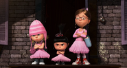 Despicable me edith agnes and margo