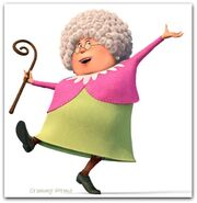 A2f9a78e706653541c85b137d33fc46e--betty-white-the-lorax