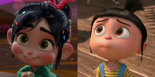 File:Vanellope and agnes.jpg
