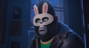 Johnny snowball mask