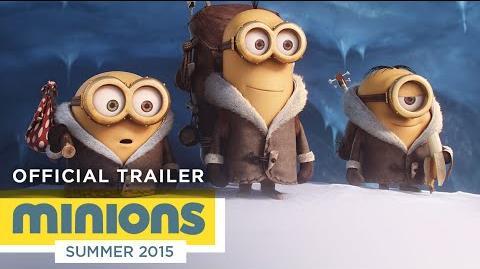 Minions - Official Trailer (HD) - Illumination-1415065541