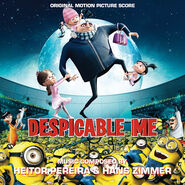 Despicable me front cover spanish