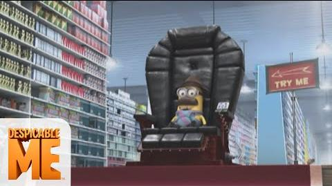 "Despicable Me - Clip ""Shopping Spree"" - Illumination"