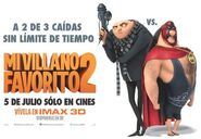 Despicable Me 2 Gru Vs. El Macho