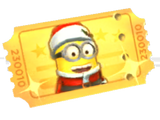 Golden Ticket (Minion Rush)